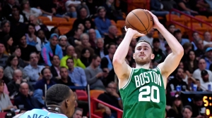 Gordon Hayward Has Been On Fire For Celtics Over The Last Three Games