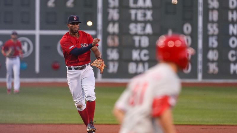Here's Where Xander Bogaerts Ranks On MLB Expert's List Of Top Shortstops