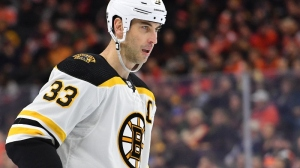 Zdeno Chara's Teammates Propose Post-Retirement Jobs For Bruins Captain