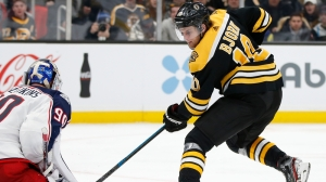 Overtime Struggles Continue As Bruins Fall To Injury-Riddled Blue Jackets
