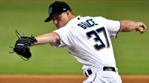 Red Sox Acquire Reliever Austin Brice From Marlins; DFA Marco Hernandez