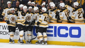 Bruins Notes: Team Meeting Before Playing Predators Helps Get Boston Back On Track