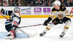 Blue Jackets Shut Down Bruins' Offense Despite Plethora Of Opportunities