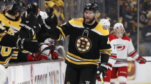 Bruce Cassidy, Bruins Process 'Human Side' Of David Backes Roster Decision