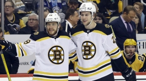 Berkshire Bank Hockey Night In New England: Projected Bruins-Red Wings Lines, Pairings