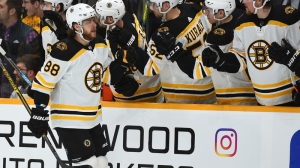 David Pastrnak Looks To Push Point Streak To 13 Saturday Vs. Islanders