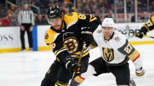 Bruins Thrive Late Vs. Golden Knights, Head Into All-Star Break In Style