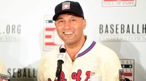 Watch Moment Derek Jeter Learned Of Election To Baseball Hall Of Fame