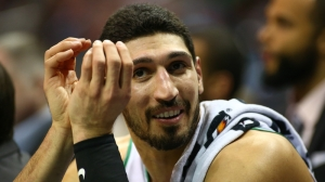 Celtics' Enes Kanter Sends Out Positive Vibes In World Health Day Video