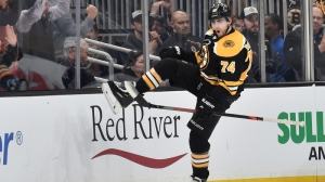 Jake DeBrusk Has Elevated His Game Lately — So How Does He Sustain It?