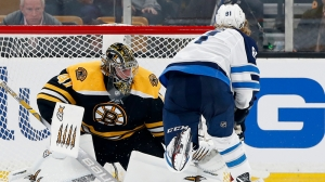 Bruins Have Hands Full As They Look To Continue Winning Ways Vs. Jets