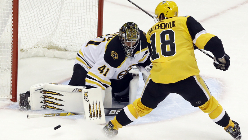 Ford Final Five: After Taking Three-Goal Lead, Bruins Fall To Penguins