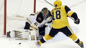 Ford Final Five: Bruins Fall To Penguins After Taking Three-Goal Lead