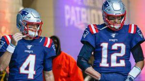 Patriots' Jarrett Stidham Shares Mindset Amid Tom Brady Free Agency Drama
