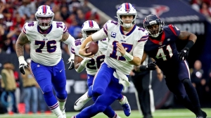 Josh Allen's Ridiculous, Inexplicable Lateral Vs. Texans Baffled Twitter