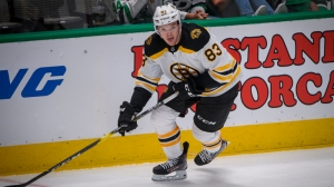 Why Bruins Calling Up Karson Kuhlman Over Trent Frederic Was Right Move