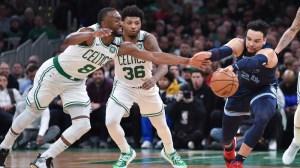 Brad Stevens, Celtics Credit Pressure Defense For Recent Resurgence