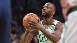 Celtics' Kemba Walker Named All-Star Game Starter For Eastern Conference