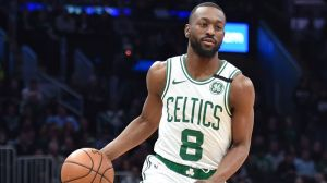 Celtics' Kemba Walker To Miss Saturday's Game Vs. Suns With Knee Soreness