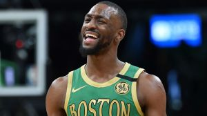 Celtics' Kemba Walker Downplays First Career Victory Over LeBron James