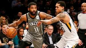 Kyrie Irving Delivers NSFW Rant At Those Criticizing His Criticism Of Nets