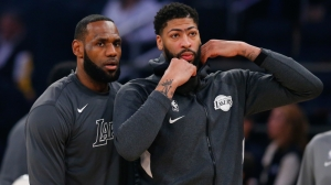 LeBron James, Anthony Davis Pay Respects To Kobe Bryant With New Tattoo
