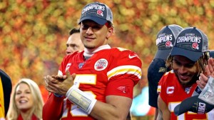 Chiefs' Patrick Mahomes, Not Tom Brady, Top Dog In NFL Jersey Sales