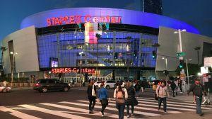 Fans Remember Kobe Bryant With Memorial Outside Staples Center