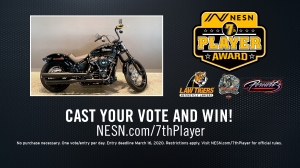 2020 NESN 7th Player Award Giveaway Sweepstakes