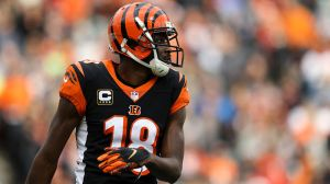NFL Writer Dumps Cold Water On A.J. Green-Patriots Speculation