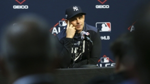 Yankees' Aaron Boone Notches First Win Of 2020 With Super Bowl Prediction