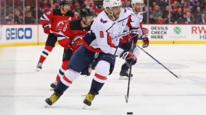 Alex Ovechkin Scores 700th Goal Of NHL Career; Watch Historic Shot