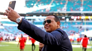 Alex Rodriguez Had Time Of His Life Watching Jennifer Lopez In Super Bowl Halftime Show
