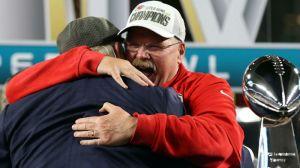 Andy Reid's Post-Super Bowl Celebration Plans Are Peak Andy Reid