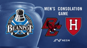 2020 Beanpot Wrap: Four-Goal Second Lifts BC Over Harvard In Consolation Game