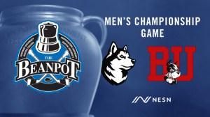 2020 Beanpot Live: Highlights, Updates From BU-Northeastern Final