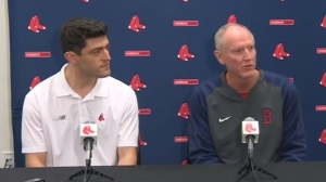 Chaim Bloom Explains Why Ron Roenicke Was Named Red Sox's 'Interim' Manager