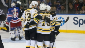 Bruins Notes: Boston Wins Third Straight, Nine Of Last 10 To Stay Atop NHL Standings