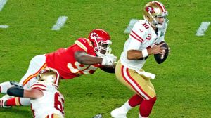 Chiefs' Chris Jones Proclaims Kansas City Will Repeat As Super Bowl Champs In 2020