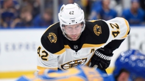 Why David Backes Is Grateful To Leave Boston In Bruins-Ducks Trade