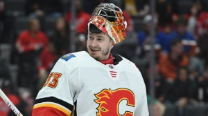 Bruins Look To Get Back In Win Column Vs. Flames After Loss To Canucks