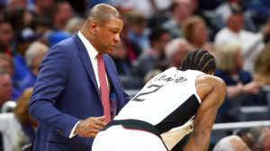 Doc Rivers Explains How Paul George, Kawhi Leonard Compare To Celtics' Big Three