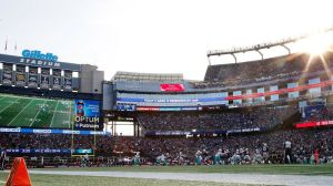 Patriots To Host Blood Drives At Gillette Stadium For COVID-19 Relief