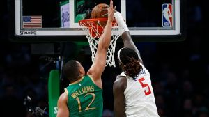 Brad Stevens Pokes Fun At Grant Williams For Being Posterized By Montrezl Harrell