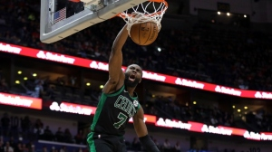 NBA Odds: Celtics' Jaylen Brown Has These NBA Most Improved Player Lines
