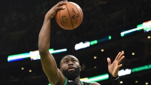 Jaylen Brown Has Hilarious, NSFW Response To 3-Point Performance Vs. 76ers