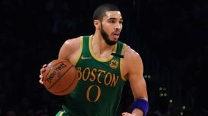 NBA Stars Have Great Reactions To Jayson Tatum Contract Extension Report