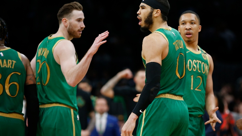 How Celtics' Loss To Lakers Affects Boston's Place In NBA Power Rankings