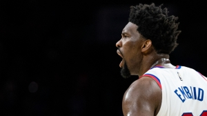 Joel Embiid Dubs Himself 'Best Player In The World' After Win Vs. Nets