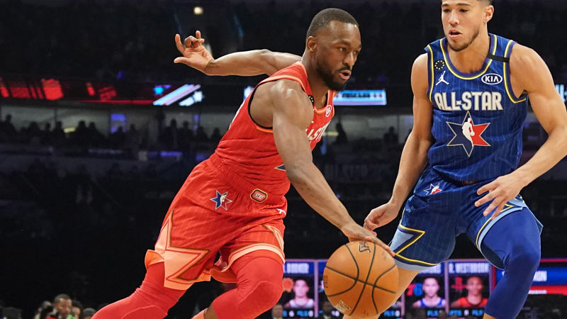 Kemba Walker's All-Star Game Showing Looks Like Bigger Mistake By The Day